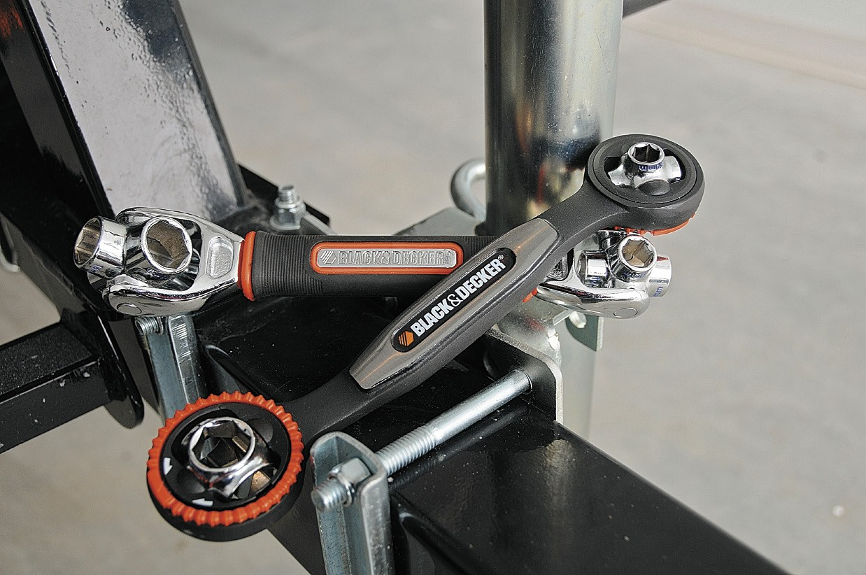 Black & Decker Racheting ReadyWrench