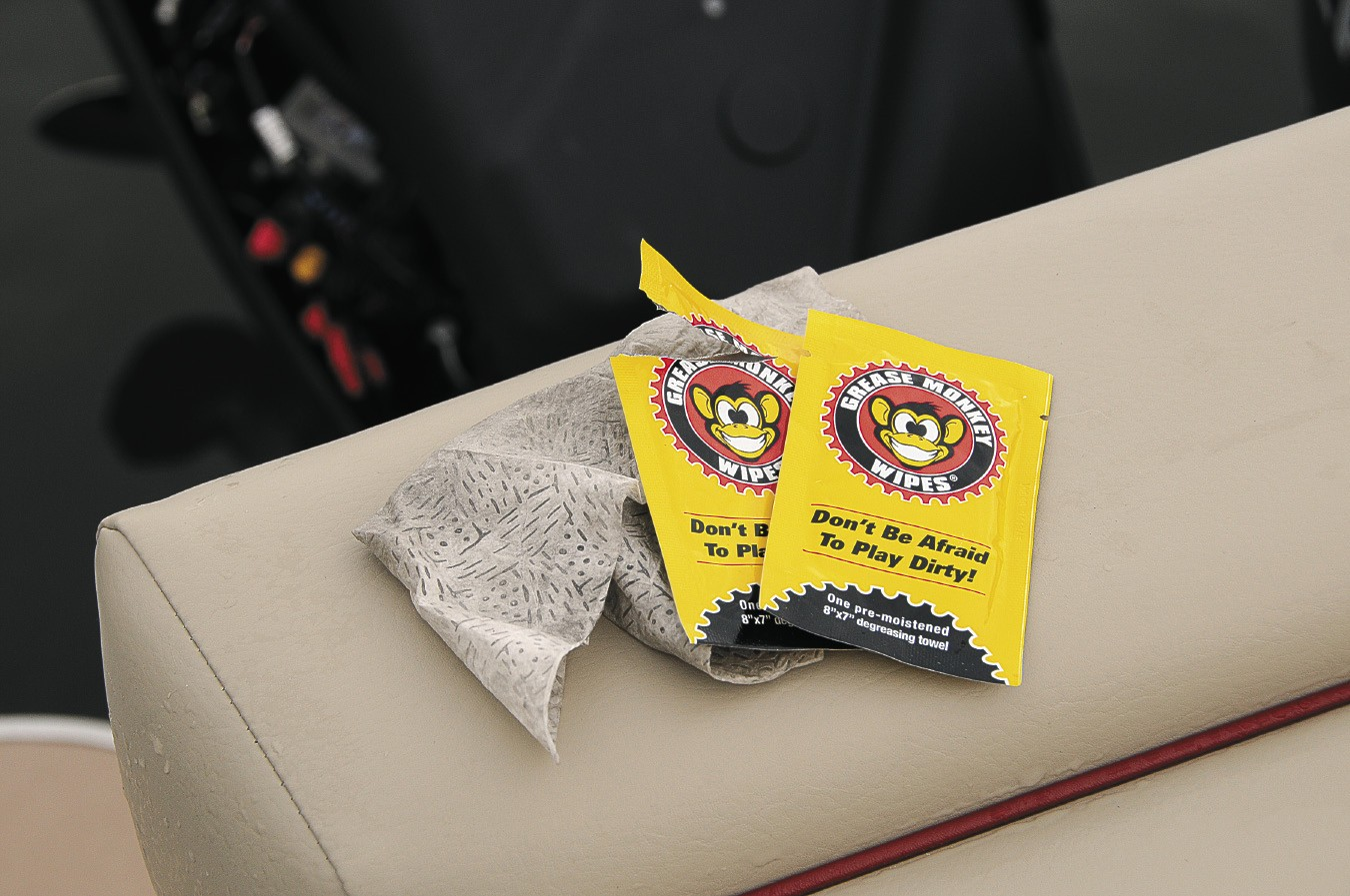 Grease Monkey Cleaning Wipes