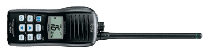 ICOM M34 Floating Handheld VHF Radio