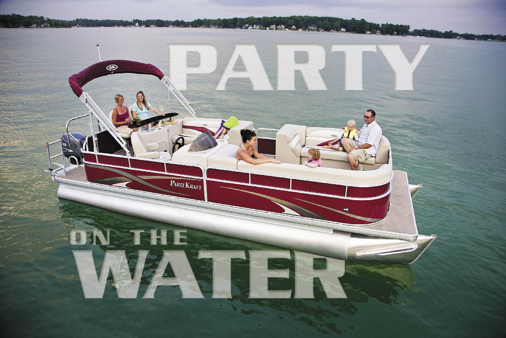 Party on the water