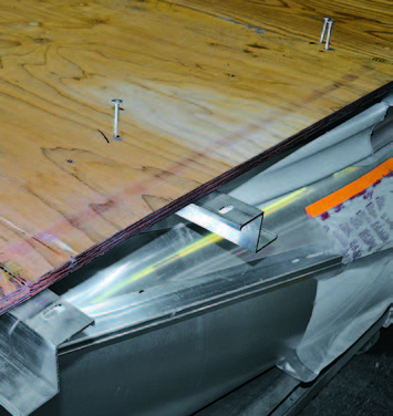 From The Forums Pressure Treated Plywood Pontoon Deck Boat Magazine