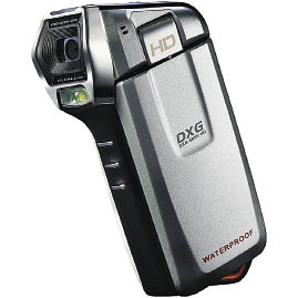 DXG 720p HD Waterproof Digital Camera