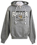 12-ounce pullover hooded sweatshirt