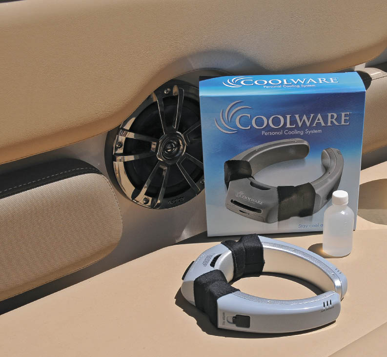 Coolware Personal Cooling System