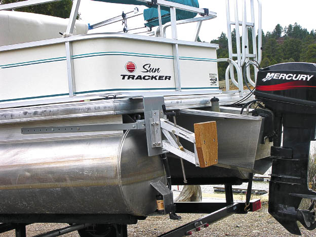 Add A Trolling Motor Pontoon Deck Boat Magazine