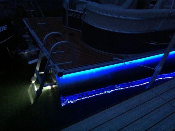 fishing at night | pontoon & deck boat magazine, Reel Combo