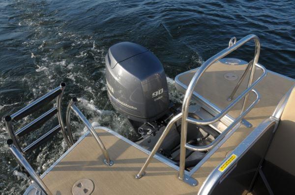 parti kraft monaco 240 cr pontoon deck boat magazine
