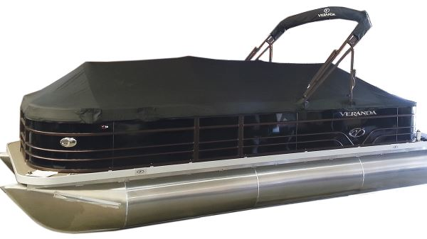 Ameritex Introduces Two New Snapless Pontoon Covers