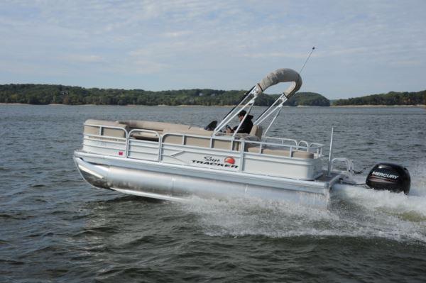 Sun Tracker Party Barge 22 Dlx Xp3 Pontoon Amp Deck Boat
