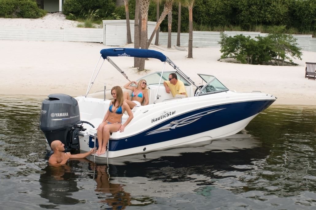 1012_1600 six value driven deck boats pontoon & deck boat magazine  at gsmportal.co