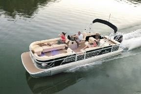 What S New For 2013 Pontoon Amp Deck Boat Magazine