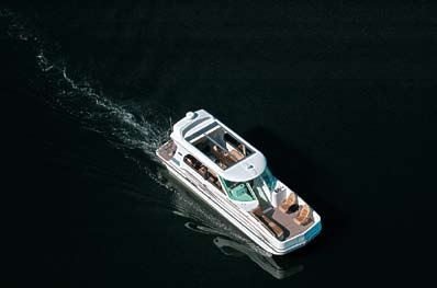 A New Category Of Boat Pontoon Deck Boat Magazine