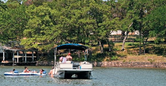 How To 5 Steps To Setting Your Anchor Pontoon Deck Boat
