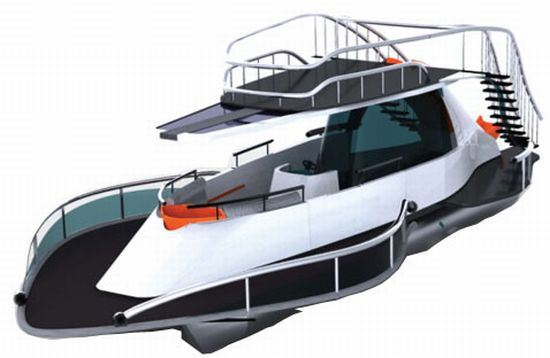 The Pontoon Boat Of The Future