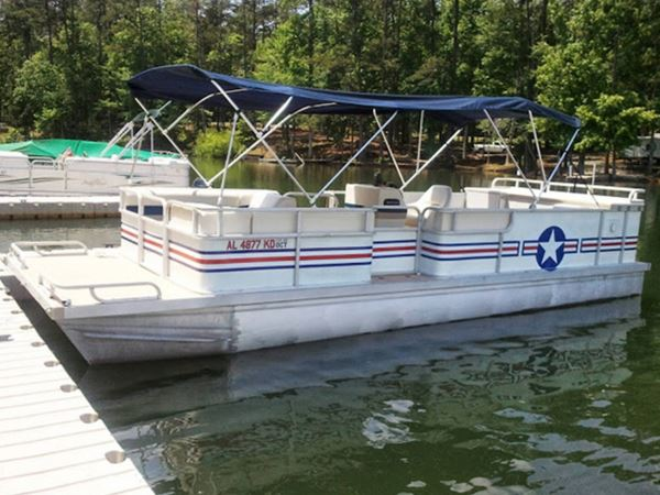 It Takes A Little Elbow Grease Pontoon Amp Deck Boat Magazine