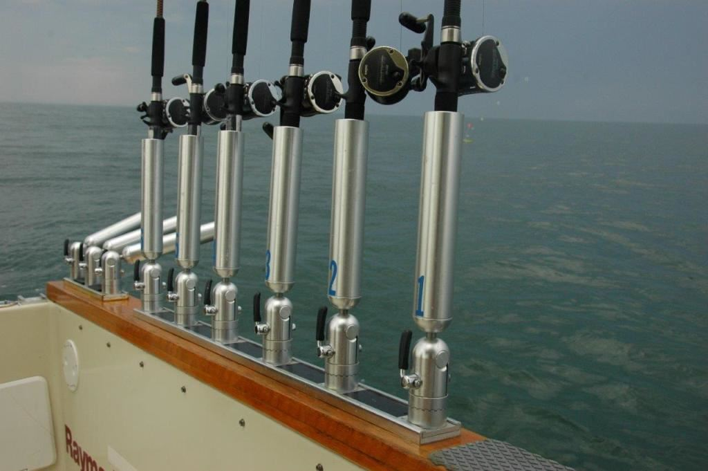 Hold That Rod Pontoon Deck Boat Magazine