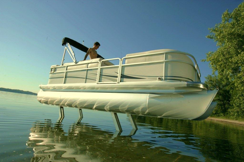How To—Pontoon Legs | Pontoon & Deck Boat Magazine