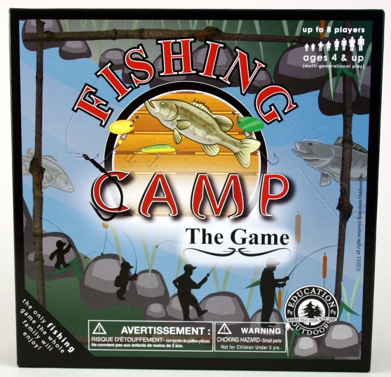 Fishing Camp Board Game Pdb Tested No 161 Pontoon Deck Boat Magazine