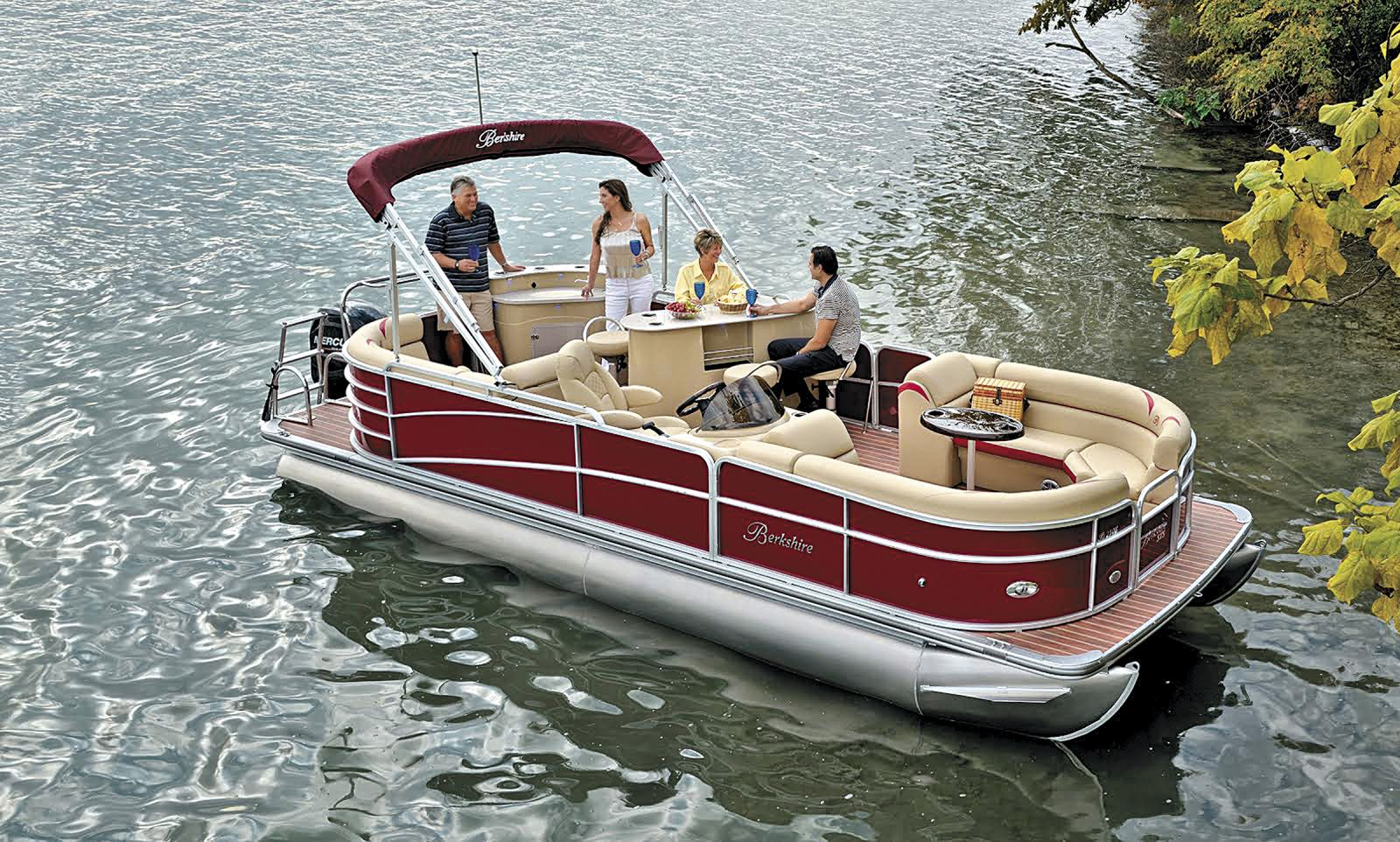 Who's Who? A complete listing of the top builders   Pontoon