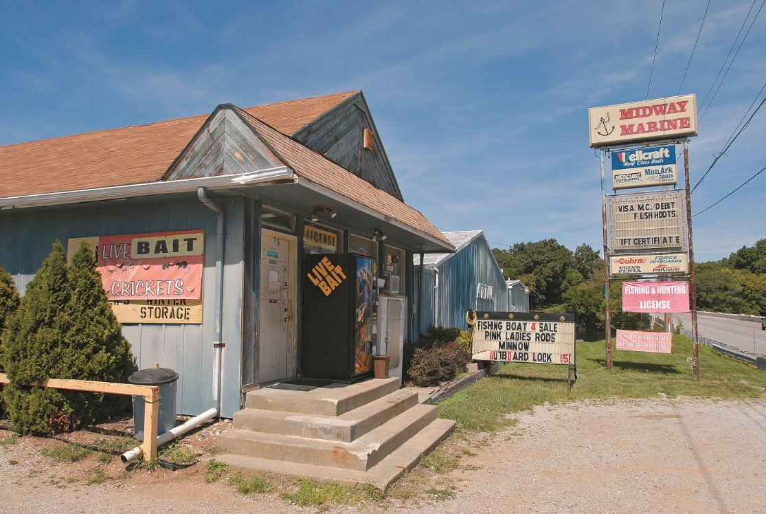 My Marina Midway Bait & Tackle | Pontoon & Deck Boat Magazine