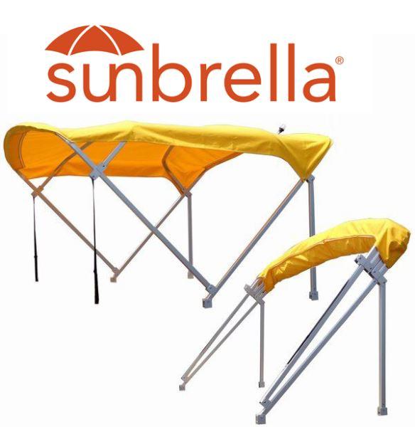 Sunbrella Bimini Tops | Pontoon & Deck Boat Magazine