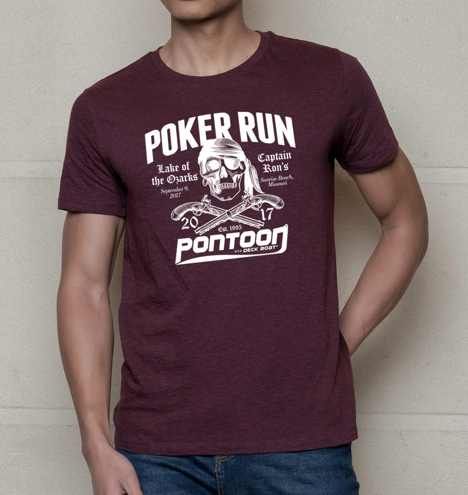 Poker Run Shirt
