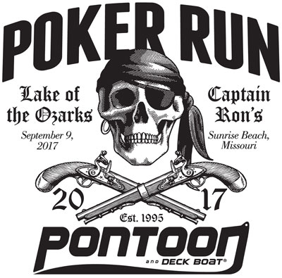 2017 Pontoon Poker Run